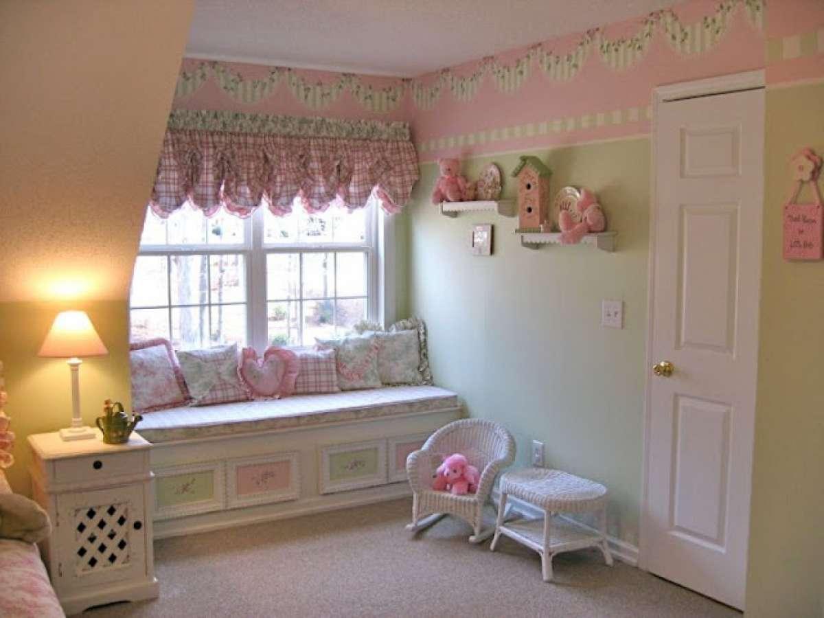Camere Vintage Per Ragazze camerette per ragazze shabby chic: ecco come arredarle