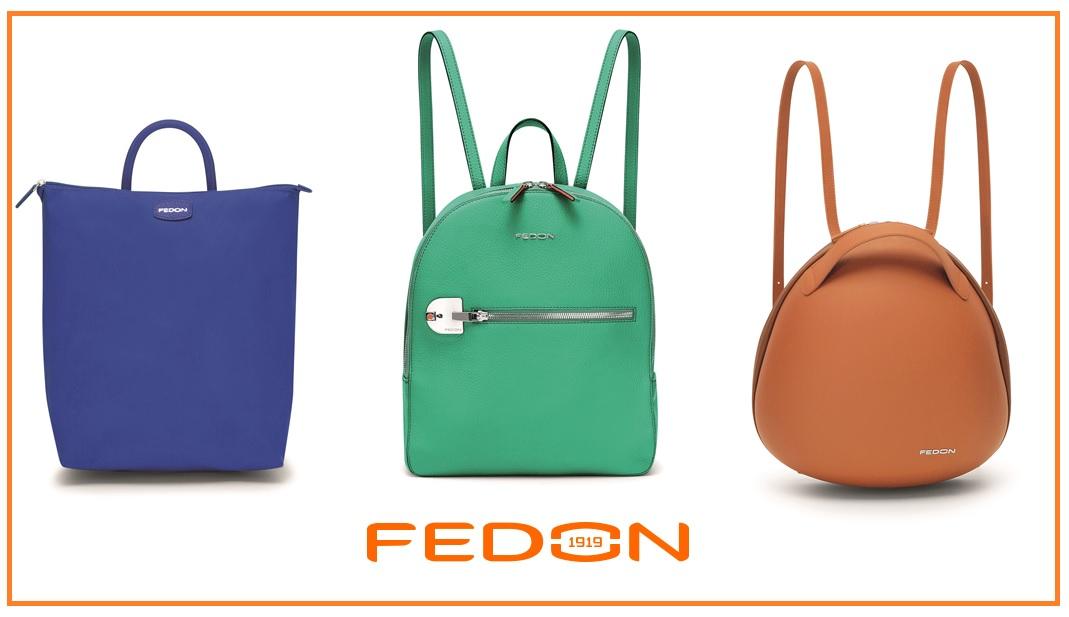 7192c6c600 L'accessorio must-have del 2017? Lo zaino! Ecco i modelli Fedon ...