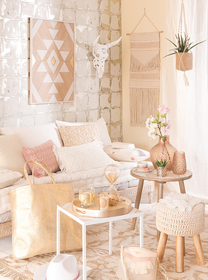 da maisons du monde arriva la collezione coachella mamme a spillo. Black Bedroom Furniture Sets. Home Design Ideas