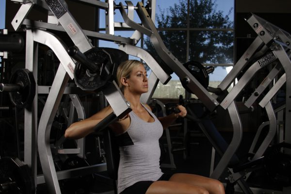pectoral machine perdere peso in palestra mamme a spillo