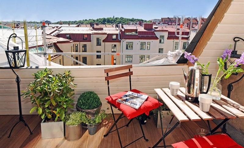 Primavera in terrazza come arredarla per un comfort all for Arredo terrazzi