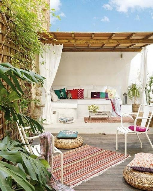 Beautiful Come Abbellire Un Terrazzo Ideas - House Design Ideas 2018 ...