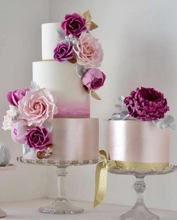 torta-nuziale-fiori