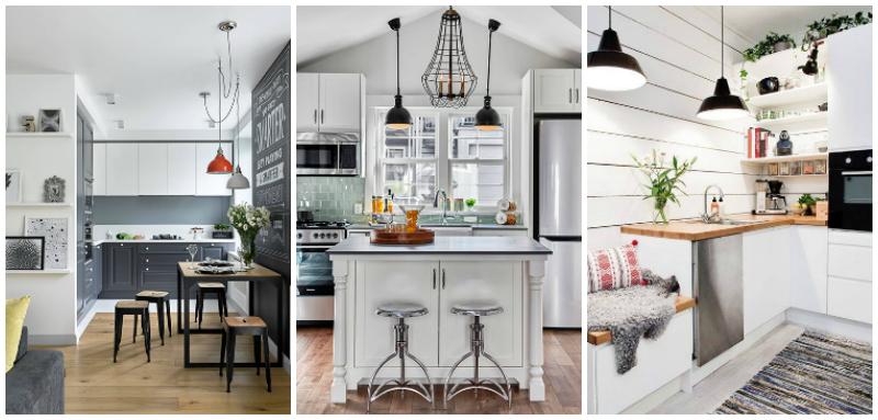Cucina piccolina soluzioni salvaspazio per renderla perfetta - Come arredare una casa ...