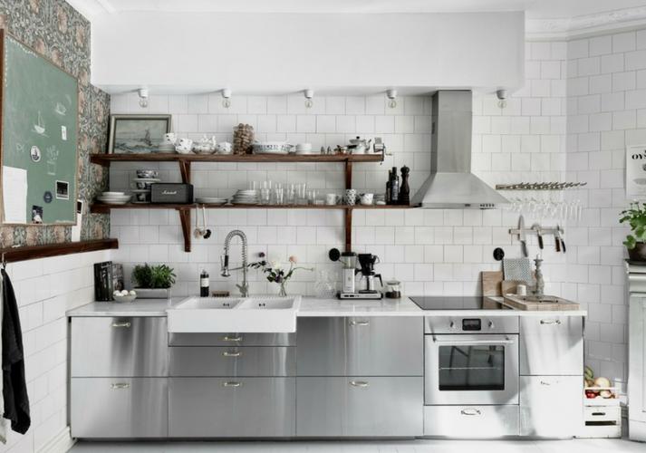 Soluzioni Salvaspazio Cucina : Cucina piccolina: soluzioni salvaspazio per renderla perfetta