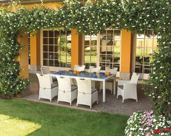 Arredi da esterno gli indispensabili per la bella stagione for Giardino e arredamento esterni
