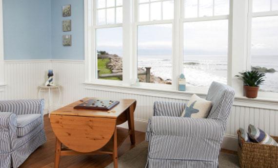 Casa al mare arredarla in modo delizioso con un mini - Cucine per case al mare ...