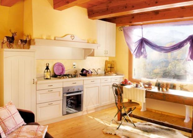 Cucina provenzale come arredarla in modo perfetto mamme - Stile provenzale mobili ...