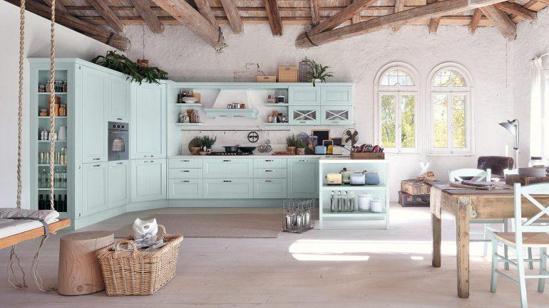 Cucina provenzale: come arredarla in modo perfetto mamme a spillo
