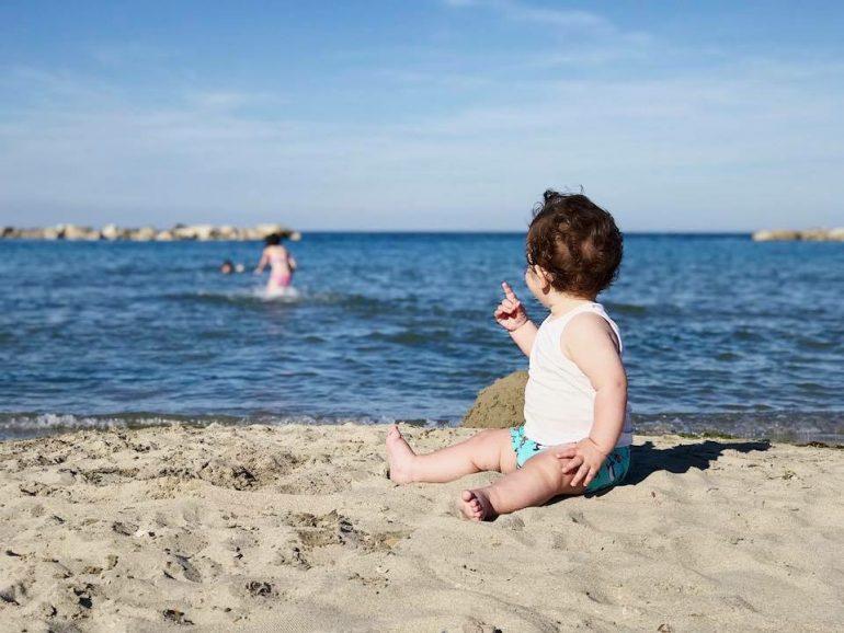 Il mare d\'Abruzzo su misura per i bambini | Martinsicuro ...