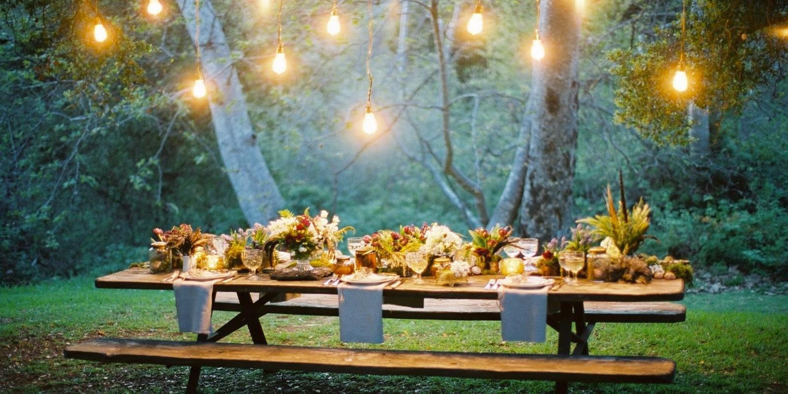 En plein air d 39 estate idee per apparecchiare la tavola for Piani di casa all aperto