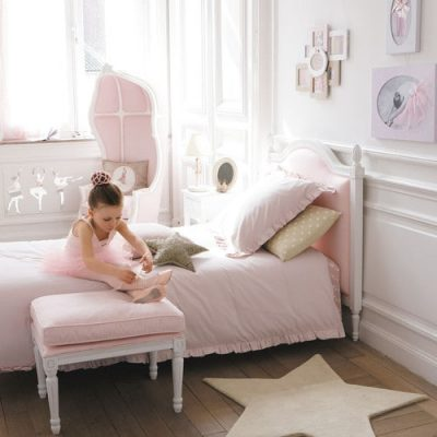 letto per bambina louis maisons du monde estate 2017 mamme a spillo