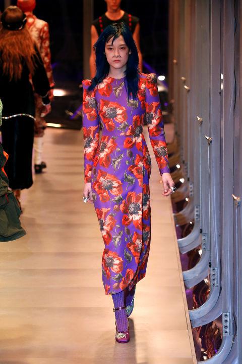 modelli orientali tendenze moda donna autunno 2017 mamme a spillo