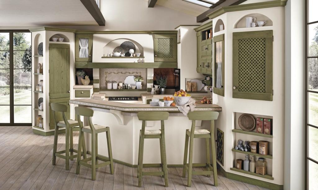 Cucina in stile Provenzale: gli elementi indispensabili per un ...
