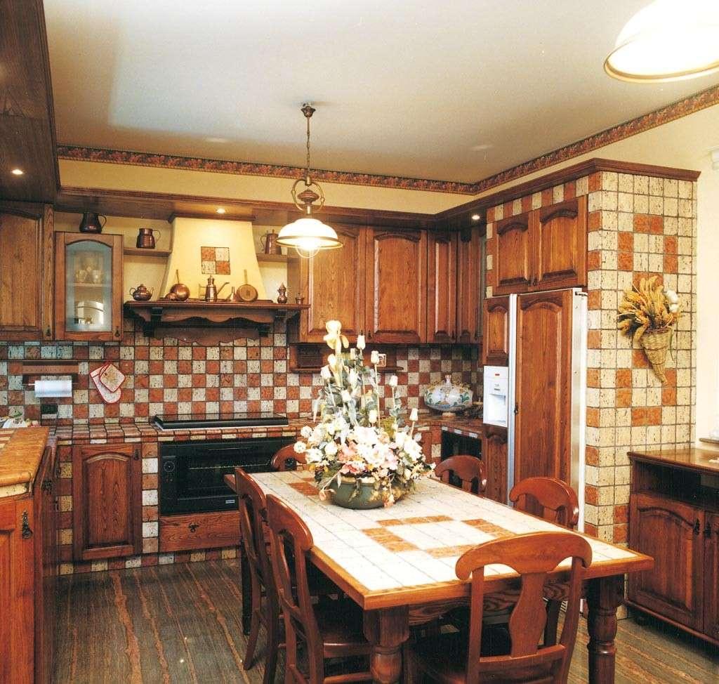 Colori Per Cucina Rustica cucina rustica in muratura: ecco come realizzarne una