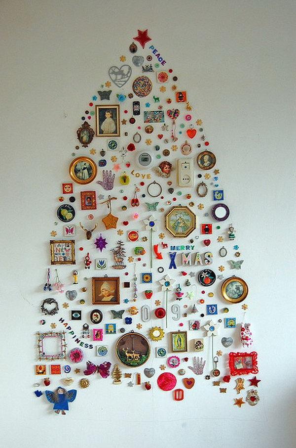 spesso Natale is coming: come realizzare l'albero di Natalesenza  HS84