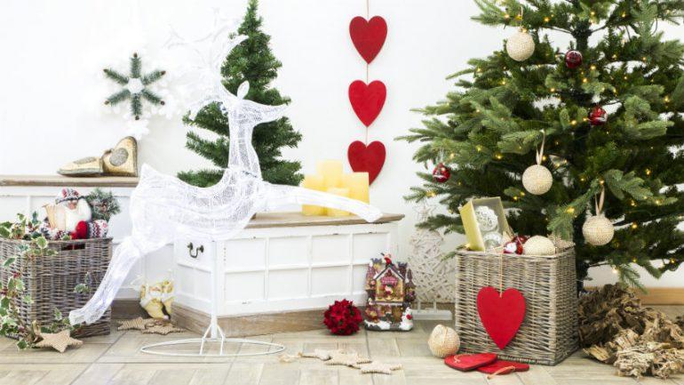 Decorazioni natalizie le 3 tendenze pi gettonate per il for Cose per la casa fai da te
