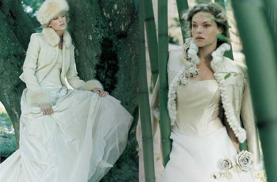 Vestiti per un matrimonio invernale