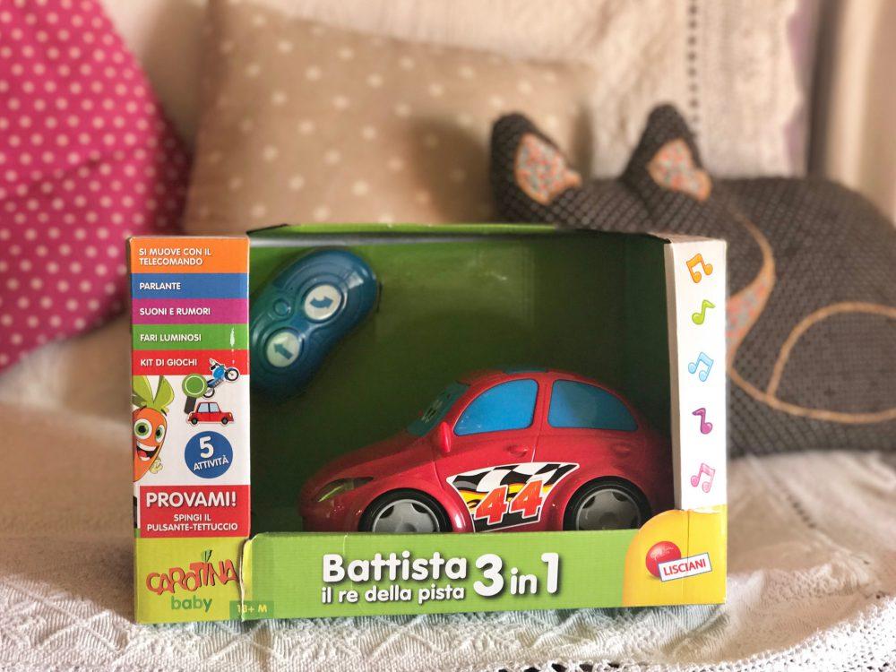 Idee regalo di Natale per bambini |Battista il Re della