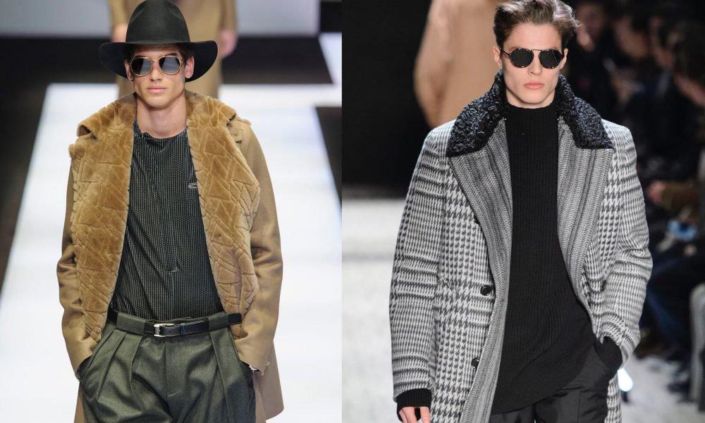 Moda uomo le tendenze must have dell 39 inverno 2018 mamme for Moda autunno inverno 2018 colori