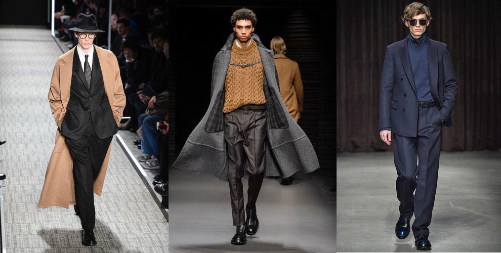 eebe5a52790a0 Uno dei capisaldi della moda maschile guarda al passato e