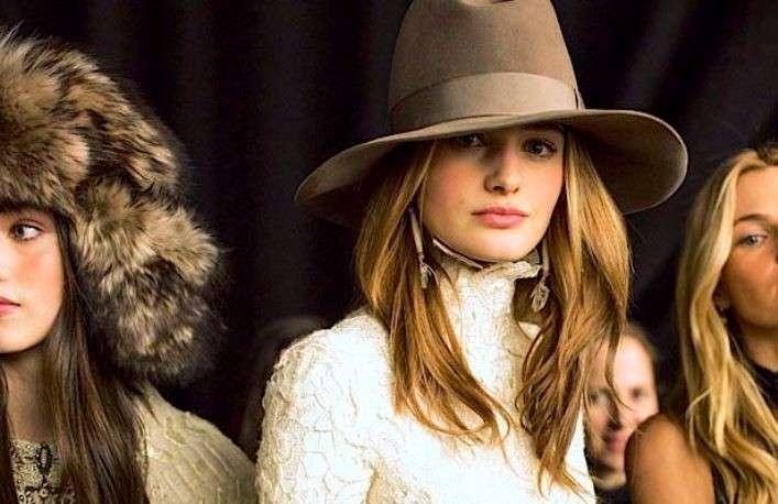 scegli autentico cerca autentico stile romanzo Cappelli inverno 2018: per tenere la testa al caldo, con ...