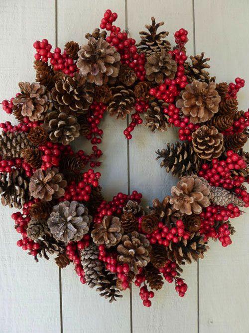 Preferenza Ghirlande natalizie: tante idee bellissime per realizzarle con le  ZY42