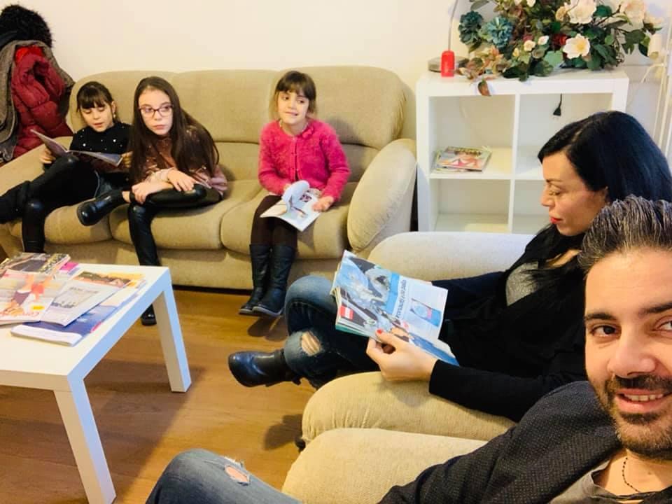 il marito stressa la moglie più dei figli