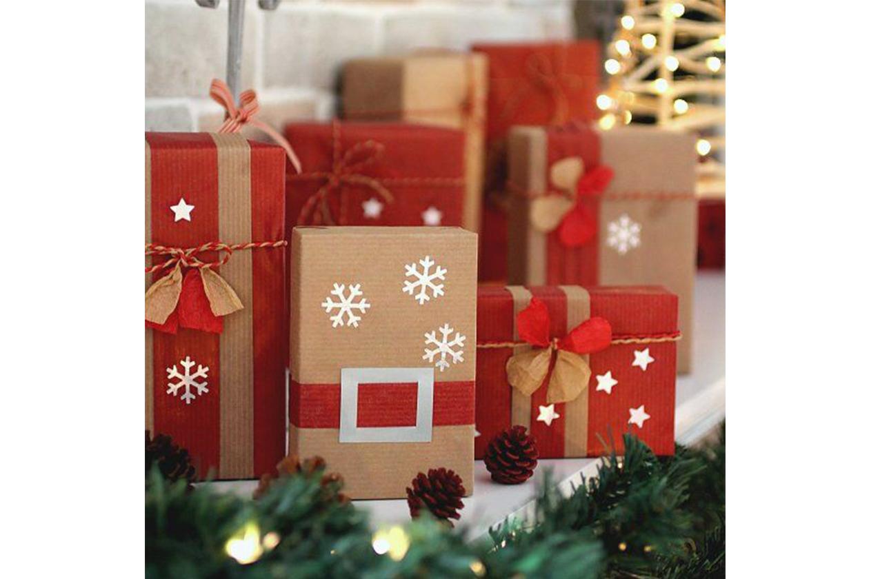 Idee Pacco Regalo Natale.Regali Di Natale Come Confezionarli In Modo Originale Con