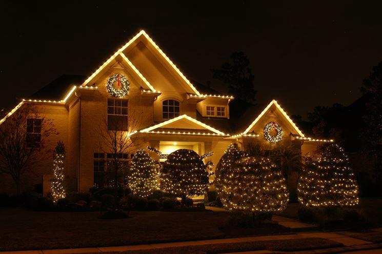 luci natalizie da esterni: come scegliere le più belle (in tutta