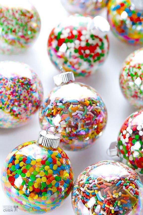 Palle di natale diy le pi belle e semplici da creare - Le piu belle decorazioni di natale ...