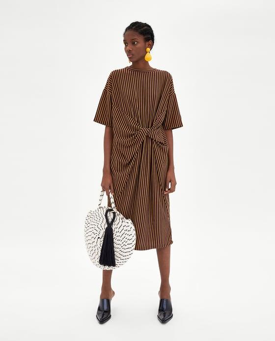 Zara new collection s s 2018  i 10 abiti che puoi usare anche per la ... 1045df82c9f
