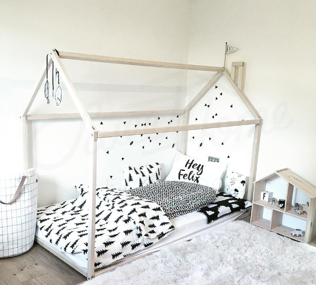 Lettino montessoriano perch sceglierlo e come - Ikea letto montessori ...