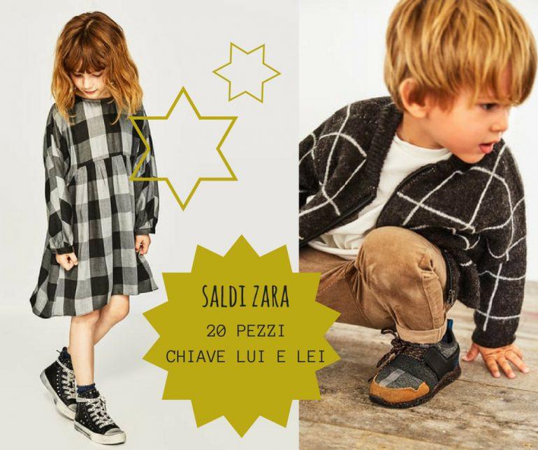 sito web per lo sconto rilasciare informazioni su qualità autentica Saldi Zara Kids: i 20 pezzi da acquistare assolutamente per ...