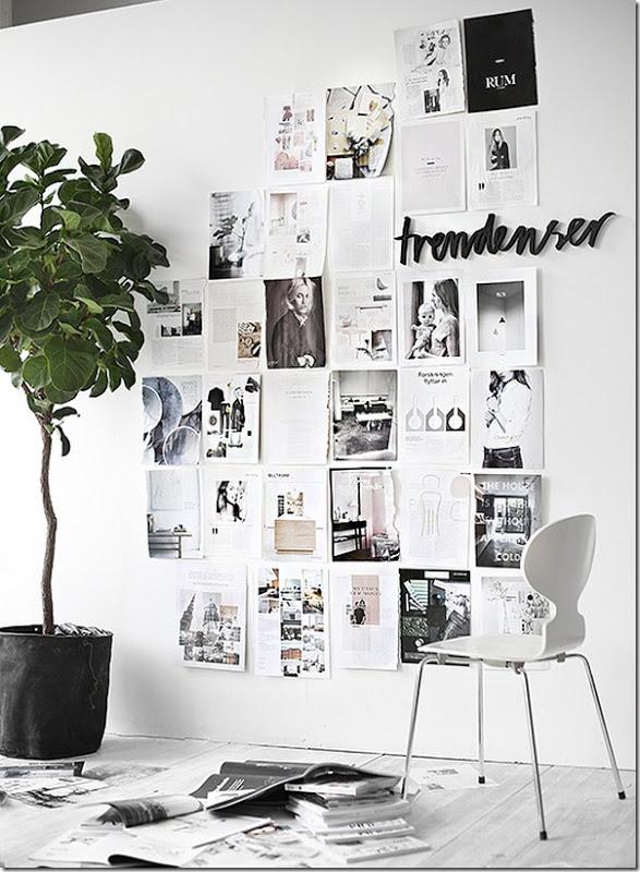 5 idee per decorare le pareti di casa con il fai da te for Idee per appendere foto