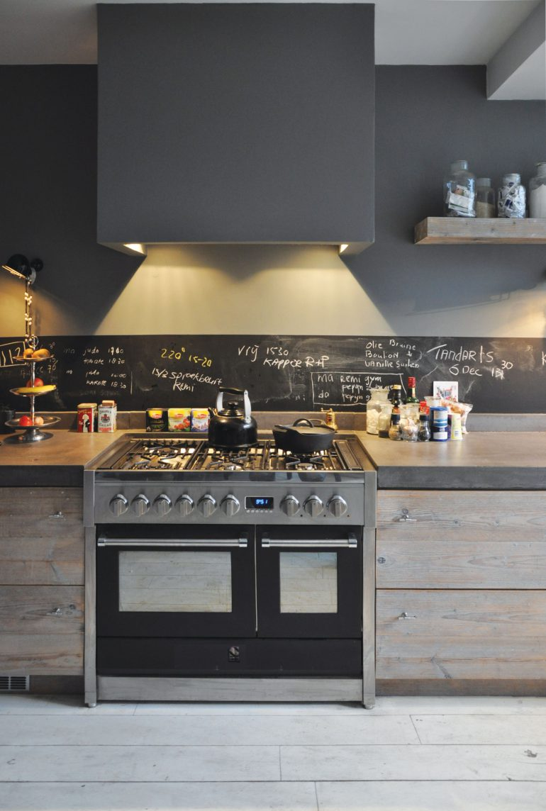 Steel cucine collezione Genesi: come a Masterchef, ma a casa ...