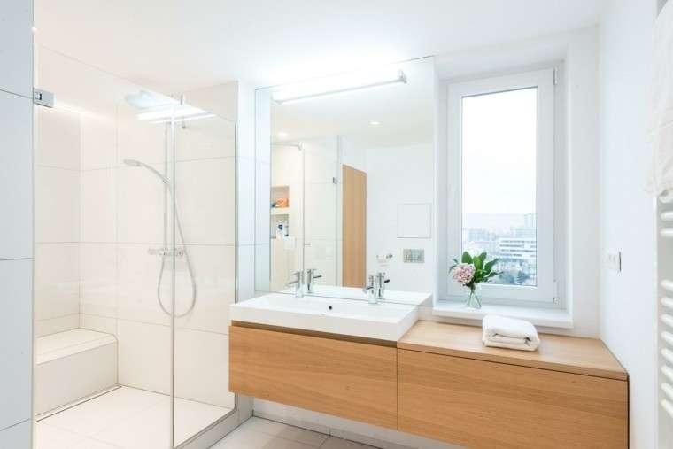 Bagno Stile Naturale : Come arredare un bagno in stile scandinavo: idee e ispirazioni