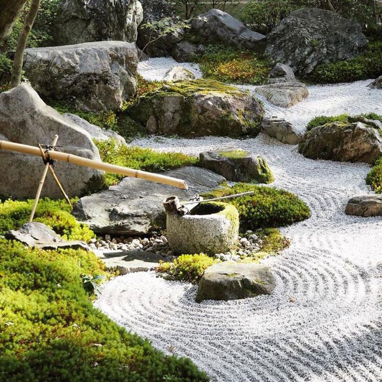 Giardino giapponese come ricreare un meraviglioso angolo outdoor mamme a spillo - Giardino zen in casa ...