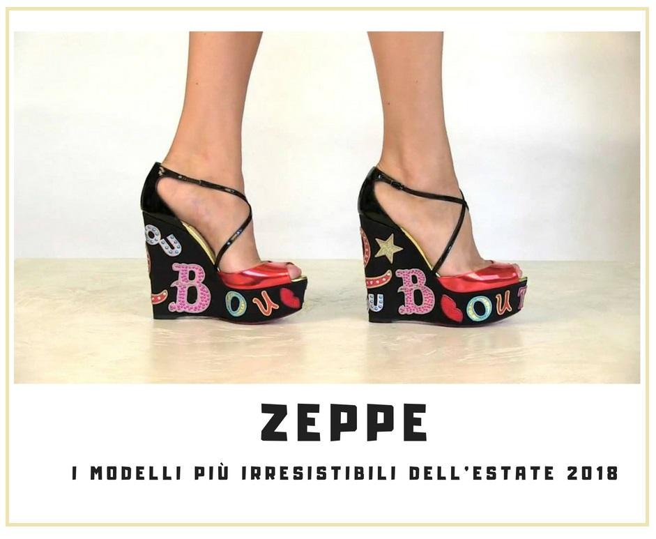 check-out 77d22 acadc Il ritorno delle zeppe: ecco i modelli cult dell'estate 2018 ...
