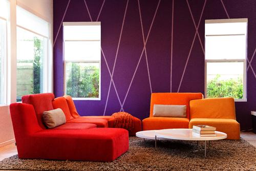 Come rendere le pareti di casa uniche: colori e stampe da ...