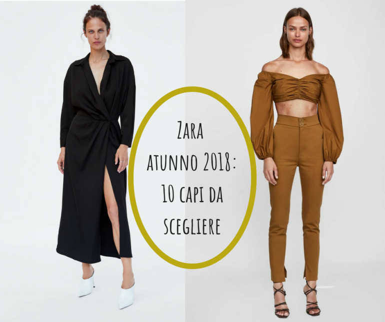 75538b8dad65 Com è la collezione autunno 2018 di Zara Woman  Carina