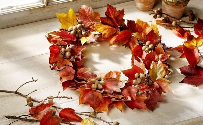 Decorazione Finestre Autunno : Welcome autunno idee fai da te per decorazioni speciali con le