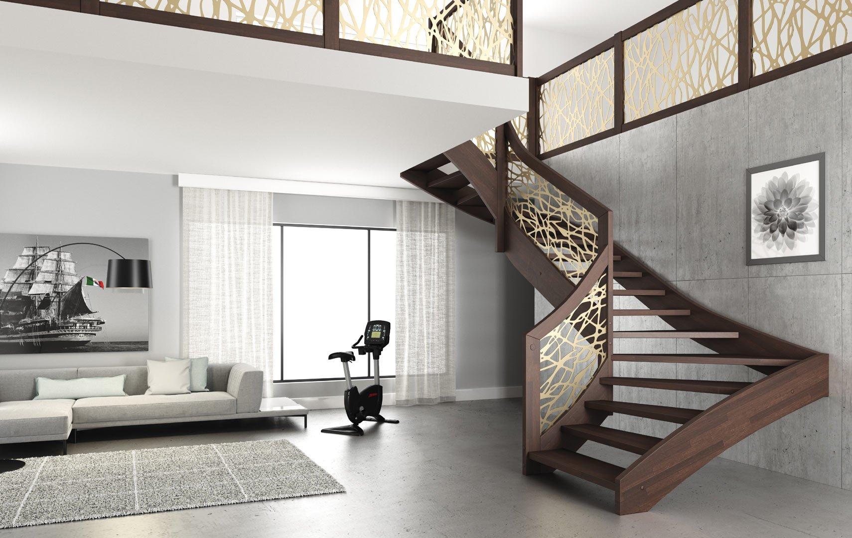 Arredare con le scale consigli e idee per realizzare scale da interni bellissime mamme a spillo - Scale per appartamenti ...