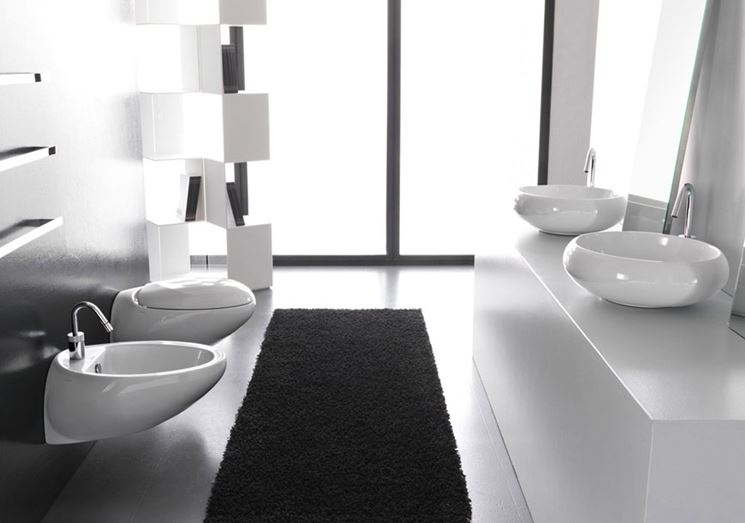 Bagni moderni da sogno le idee pi belle per la vostra for Mobili particolari moderni