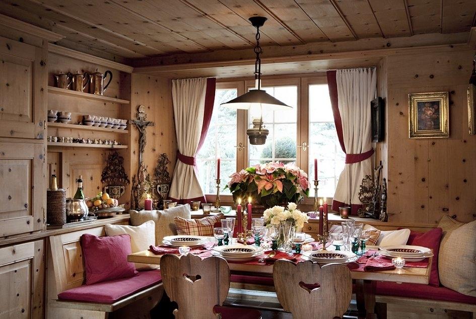 Interni Di Case In Montagna.Come Arredare Una Casa Di Montagna In Modo Semplice E Stupendo Mamme A Spillo
