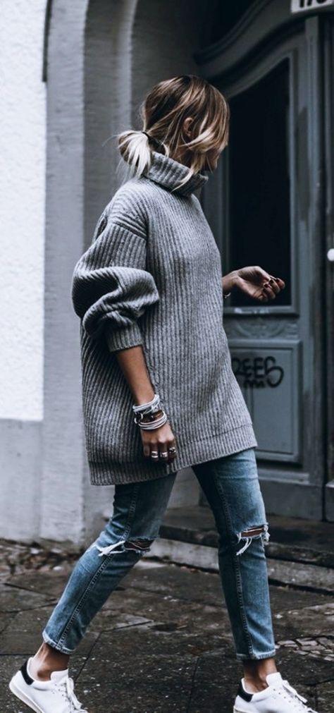 Con quel maglione un pò così (ovvero 10 outfit che rendono