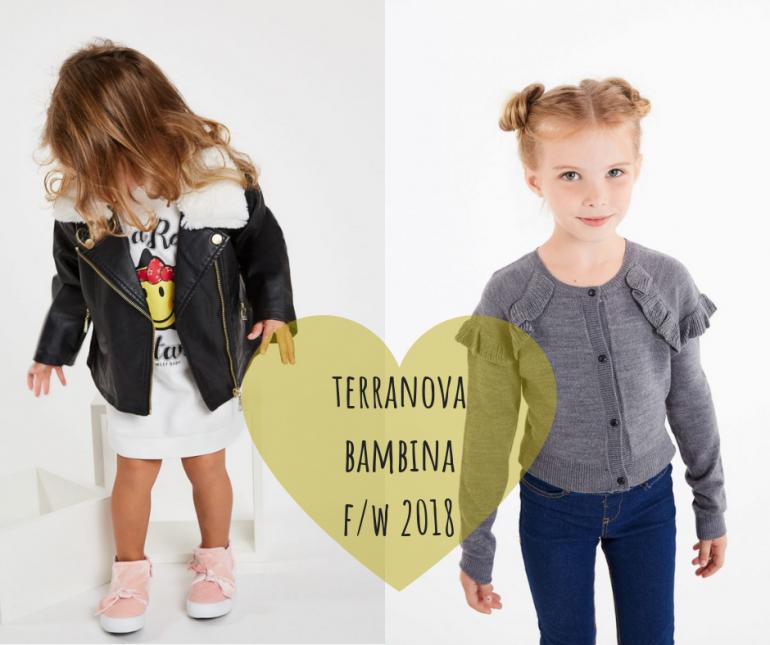 a basso costo Sconto speciale design popolare Terranova Kids, la collezione bambina in 15 capi che ci ...