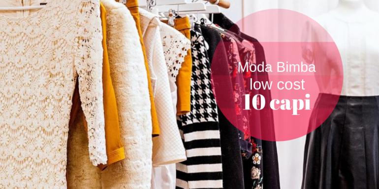 new products f0a2f 0e648 Shopping autunnale low cost per bambine: le mie scelte su ...