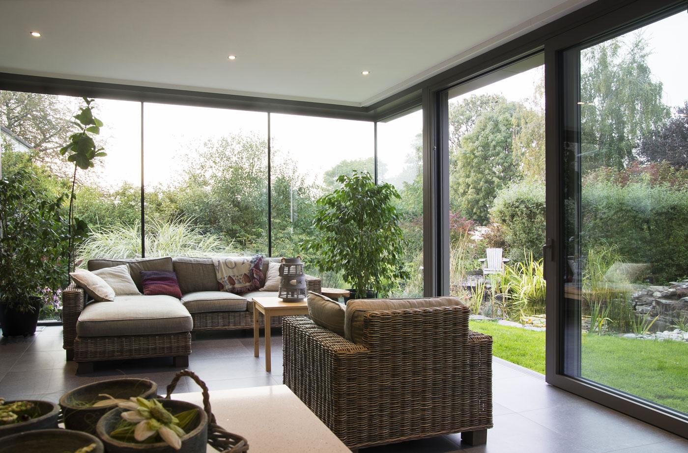 Giardino d 39 inverno come realizzarne uno da sogno a casa for Creare la propria casa