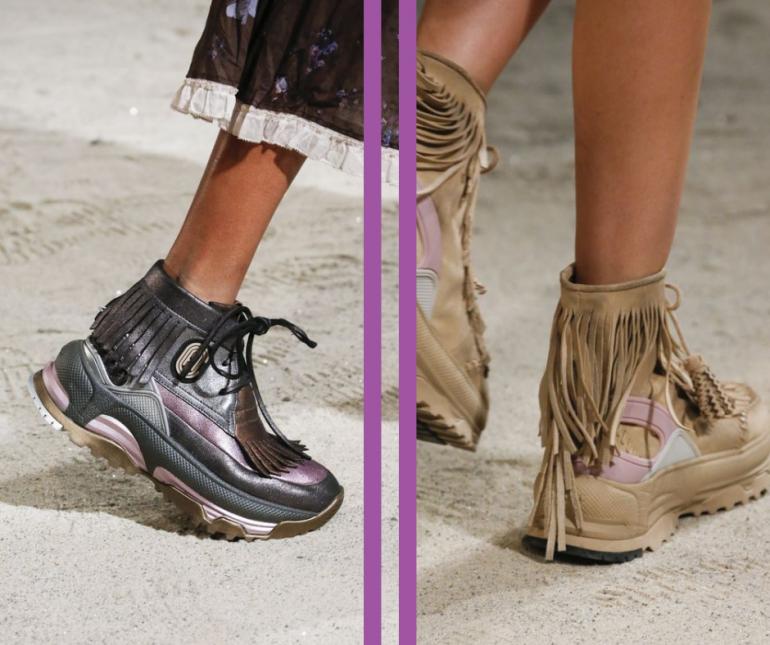 selezione migliore 90957 8eb28 Sneakers Primavera 2019: le tendenze da copiare subito ...